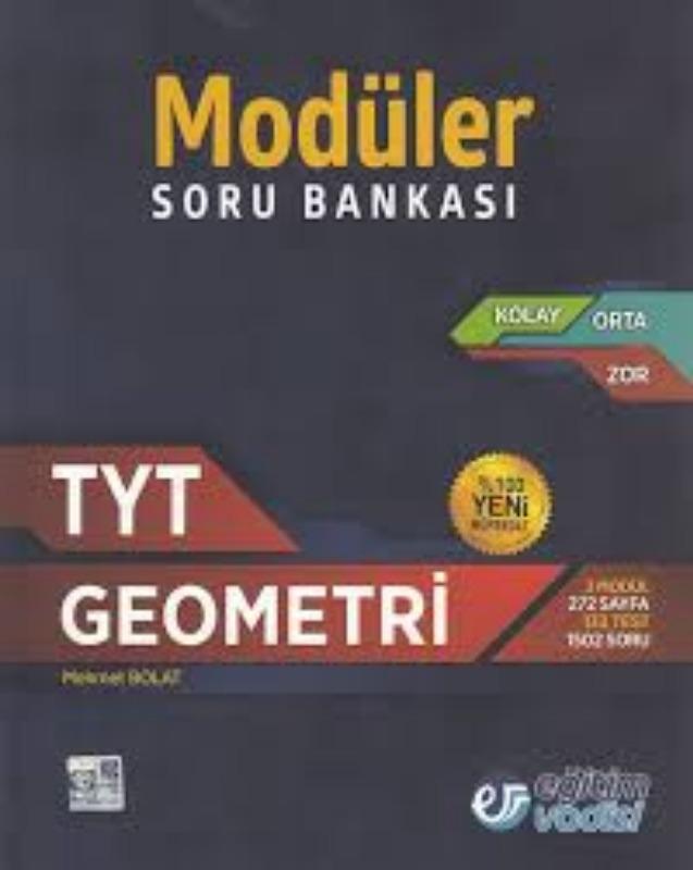 Eğitim Vadisi TYT Geometri Modüler Soru Bankası