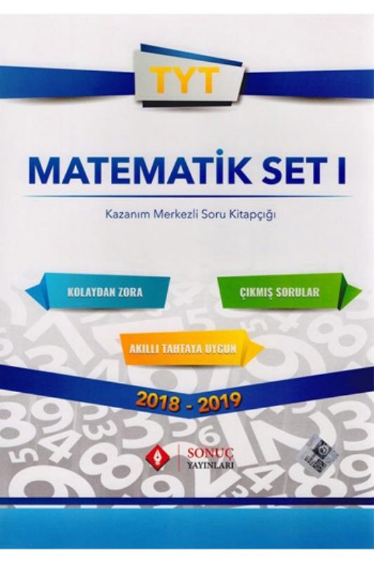 Sonuç Yayınları TYT Matematik Set 1 Kazanım Merkezli Soru Bankası