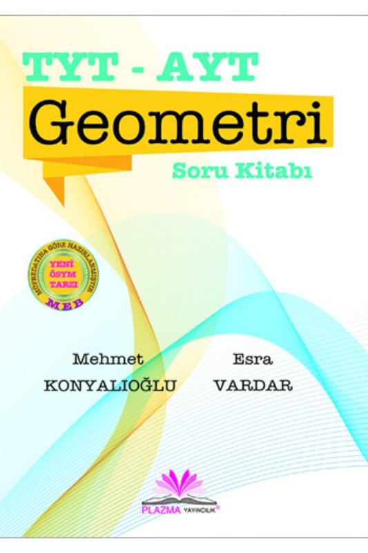 Plazma Yayıncılık TYT AYT Geometri Soru Bankası