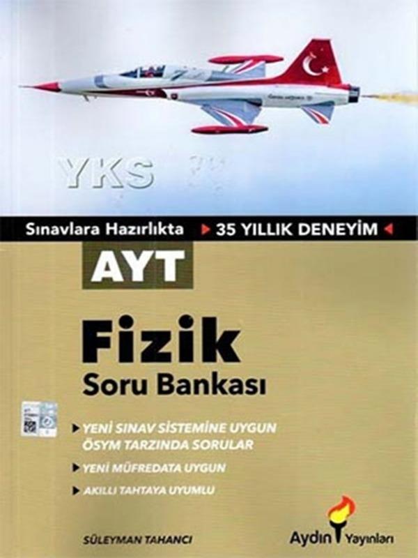 AYT Fizik Soru Bankası Aydın Yayınları