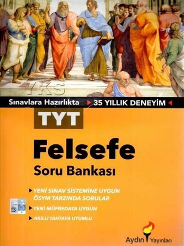 TYT Felsefe Soru Bankası Aydın Yayınları