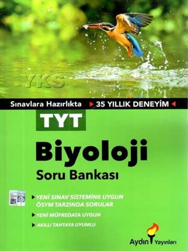 TYT Biyoloji Soru Bankası Aydın Yayınları