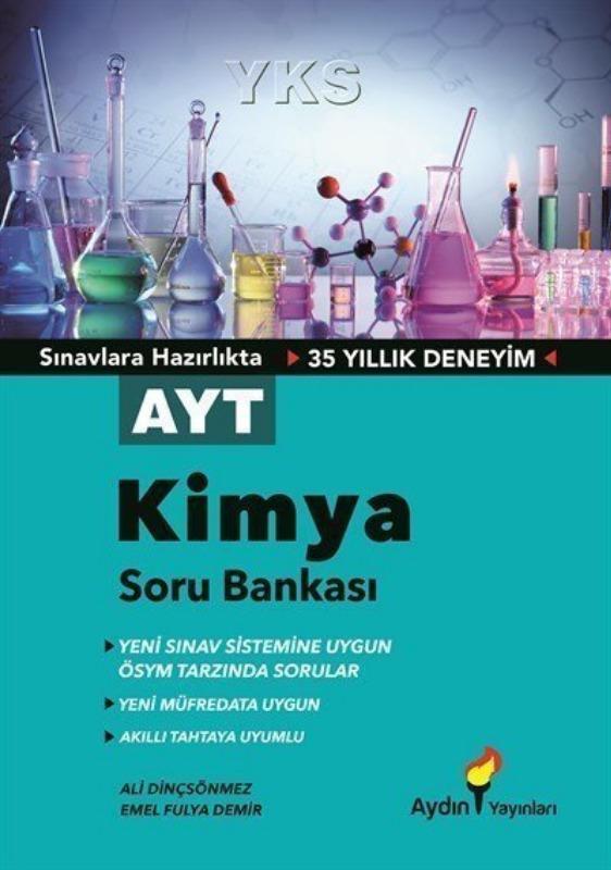 AYT Kimya Soru Bankası Aydın Yayınları