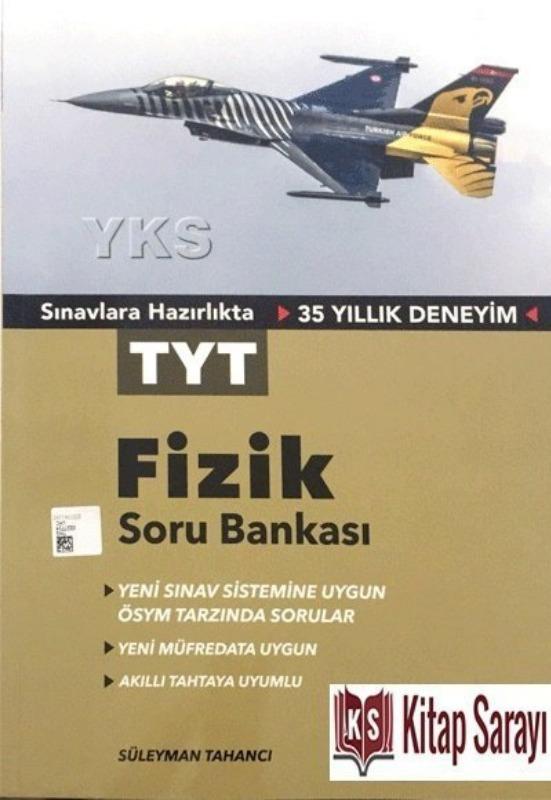 TYT Fizik Soru Bankası Aydın Yayınları