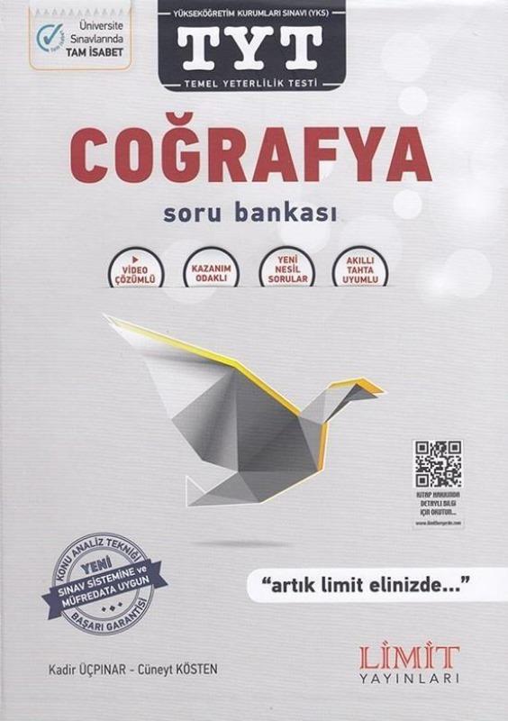 TYT Coğrafya Soru Bankası Limit Yayınları