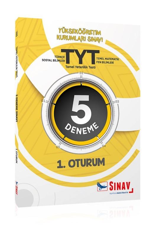 Sınav Yayınları TYT 5 Deneme