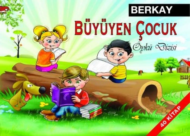 2. Sınıf Büyüyen Çocuk Öykü Dizisi 40 Kitap Berkay Yayınları