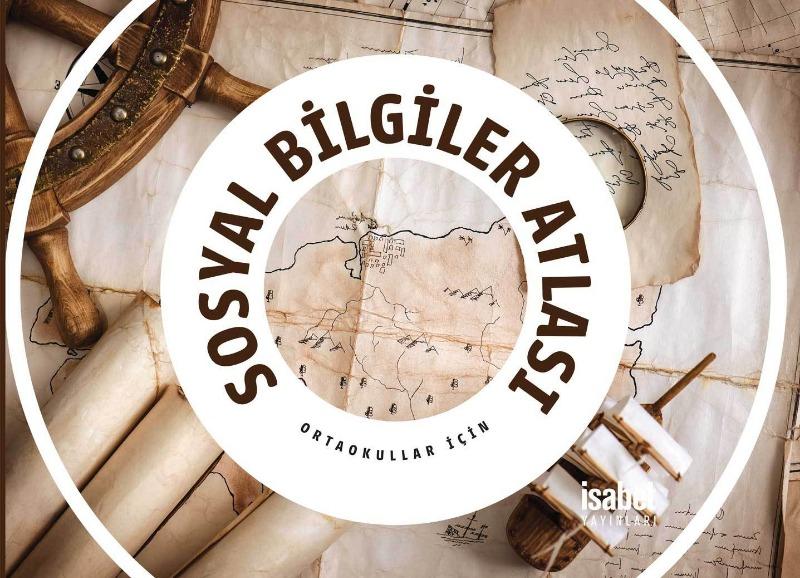 Sosyal Bilgiler Atlası İsabet Yayınları