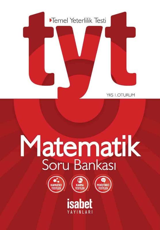 TYT Matematik Soru Bankası İsabet Yayınları