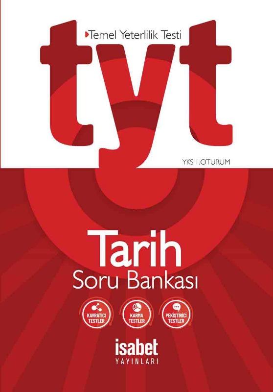 TYT Tarih Soru Bankası İsabet Yayınları