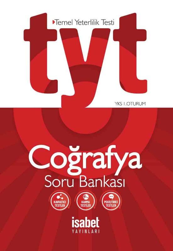 TYT Coğrafya Soru Bankası İsabet Yayınları
