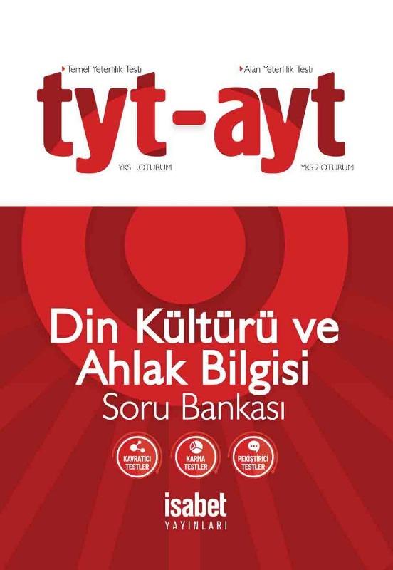 TYT AYT Din Kültürü Soru Bankası İsabet Yayınları