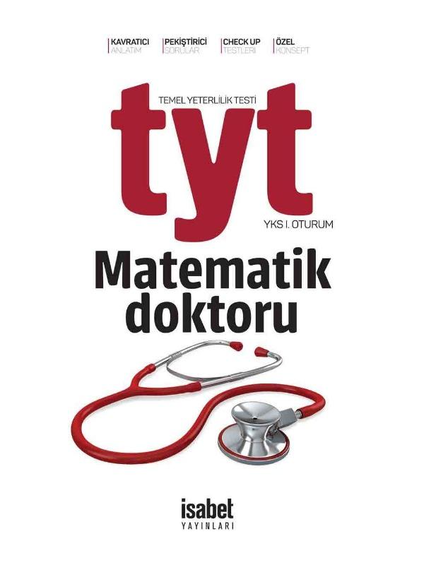 TYT Matematik Doktoru İsabet Yayınları