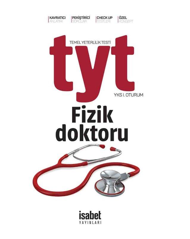 TYT Fizik Doktoru İsabet Yayınları