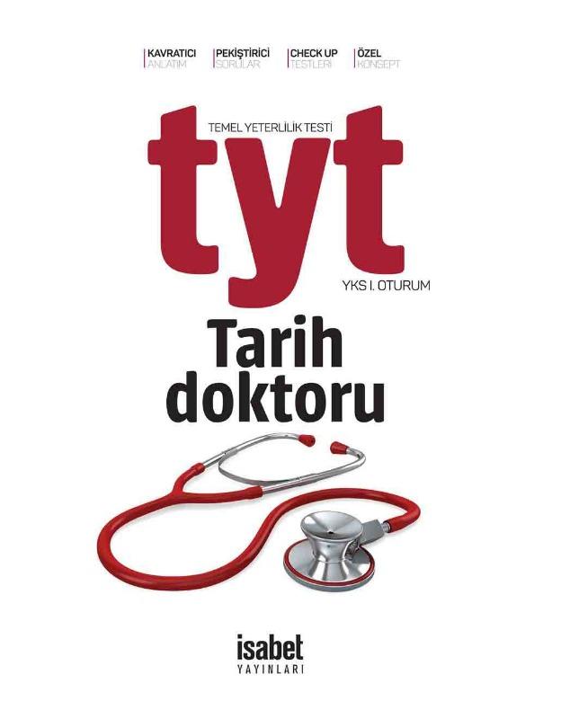 TYT Tarih Doktoru İsabet Yayınları