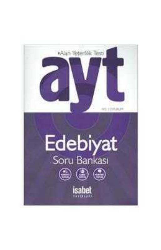 AYT Edebiyat Soru Bankası İsabet Yayınları