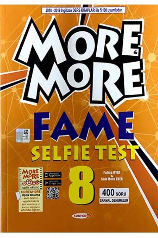 Kurmay ELT More and More Fame 8 Selfie Test
