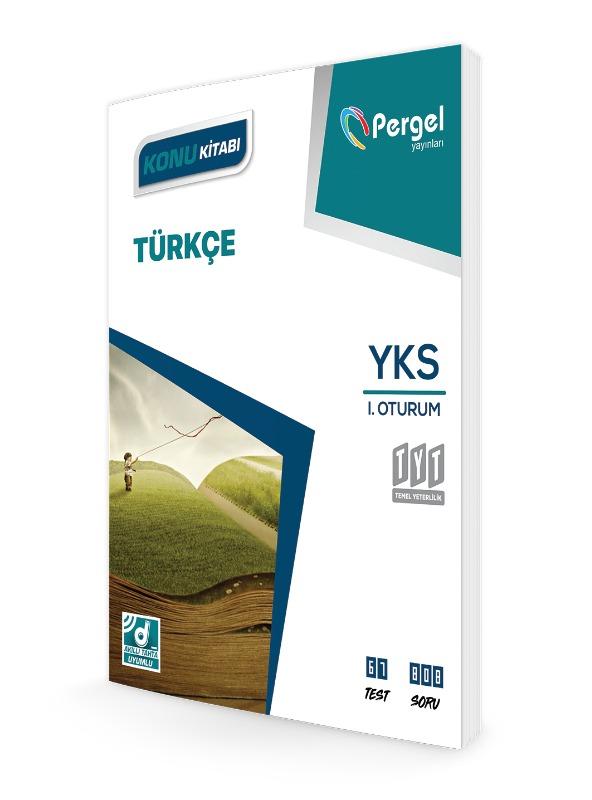 TYT Türkçe Konu Anlatımlı Kitap Pergel Yayınları