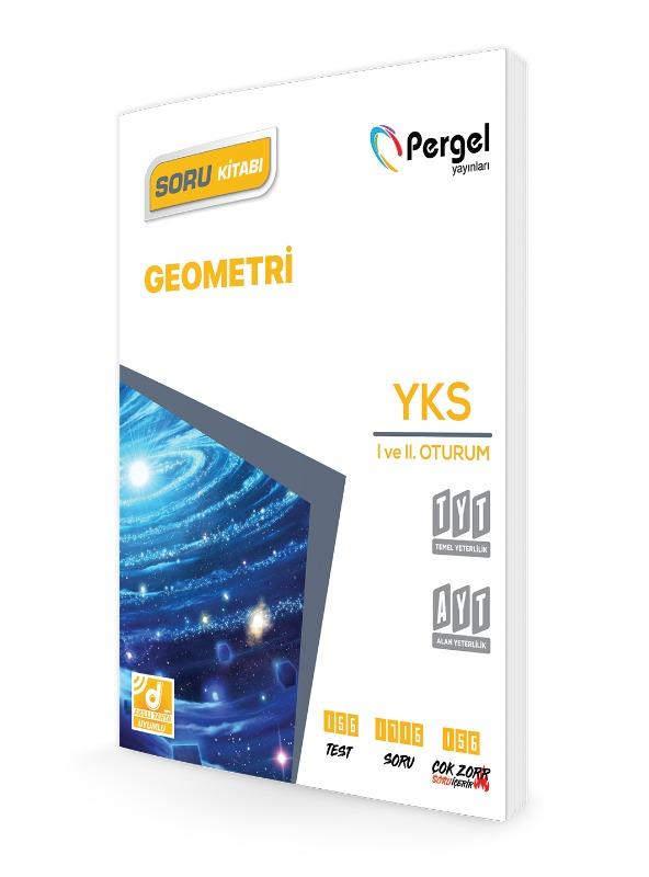 TYT AYT Geometri Soru Bankası Kitap Pergel Yayınları