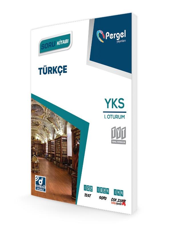 TYT Türkçe Soru Bankası Pergel Yayınları