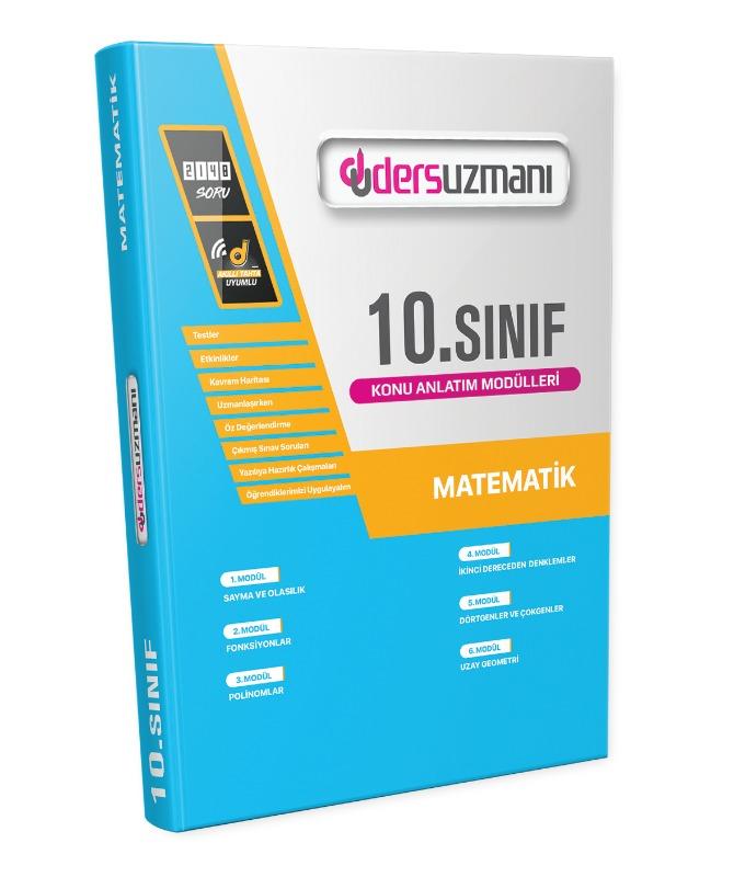 10.Sınıf Matematik Fasükülleri Pergel Yayınları