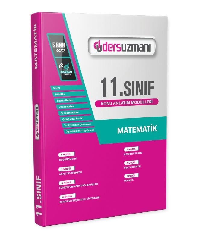 11.Sınıf Matematik Fasükülleri Pergel Yayınları