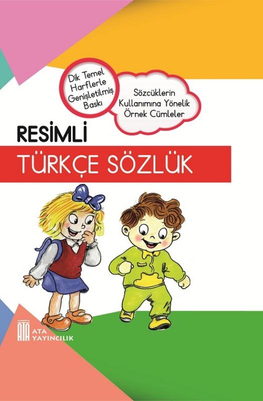 Türkçe Resimli Sözlük (Sert Kapak) Ata Yayınları