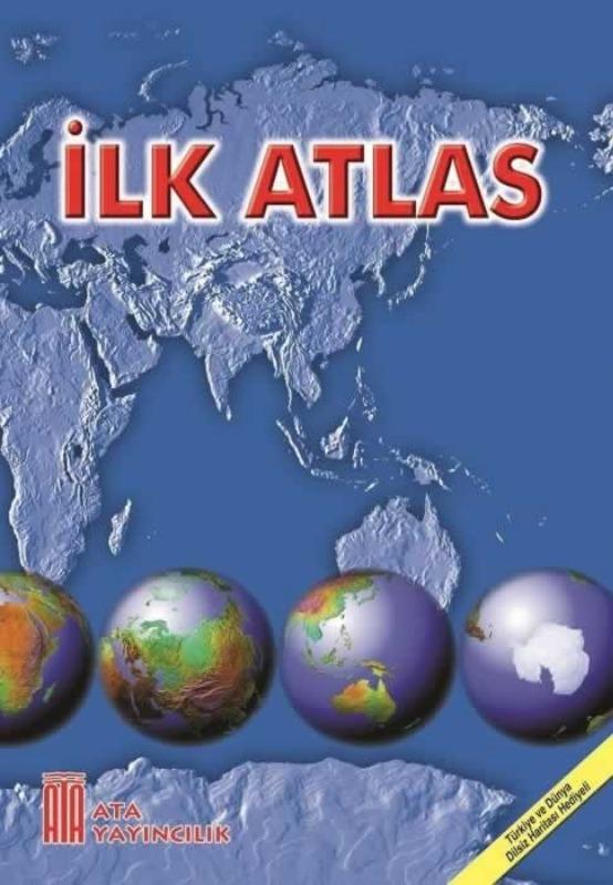 İlk Atlas Ata Yayınları