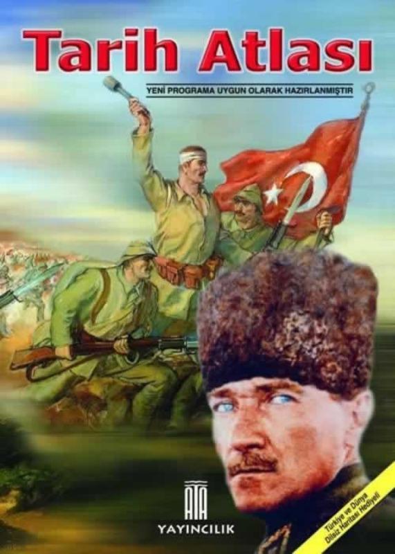 Tarih Atlası Ata Yayınları