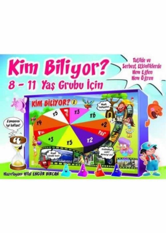 4. Sınıf Kim Biliyor? Oyunu Ata Yayınları