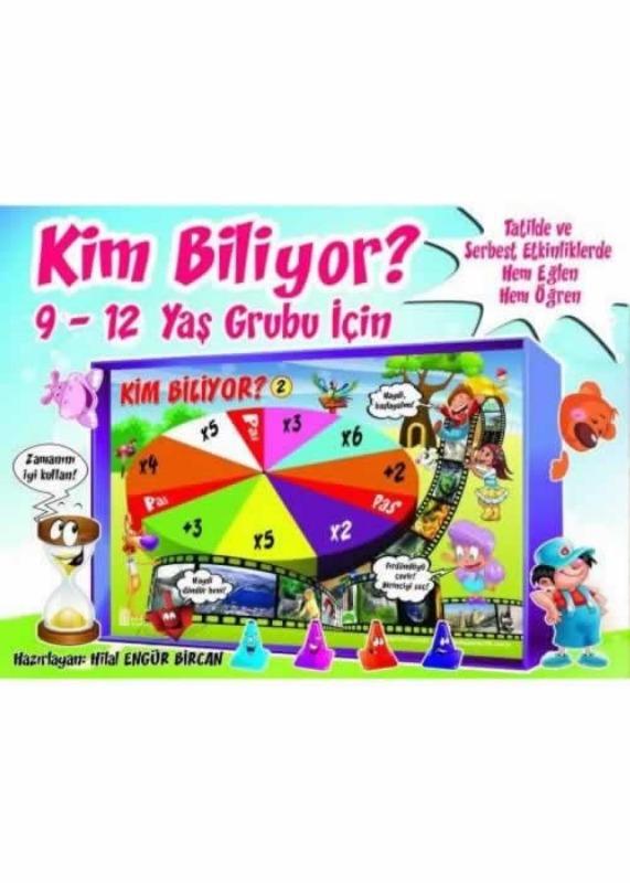 5. Sınıf Kim Biliyor? Oyunu Ata Yayınları
