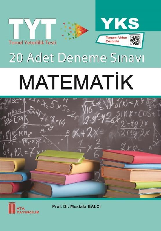 TYT Matematik Deneme Sınavı Ata Yayınları