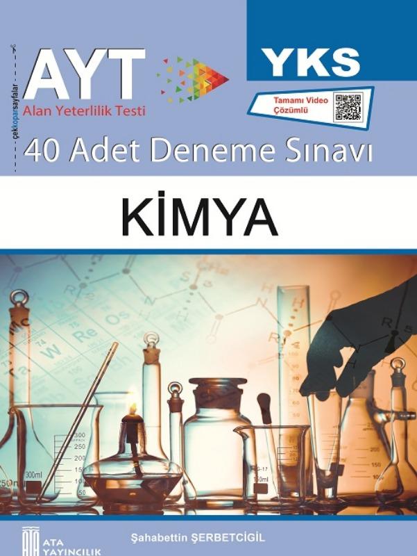 YKS Kimya Deneme Sınavı Ata Yayınları