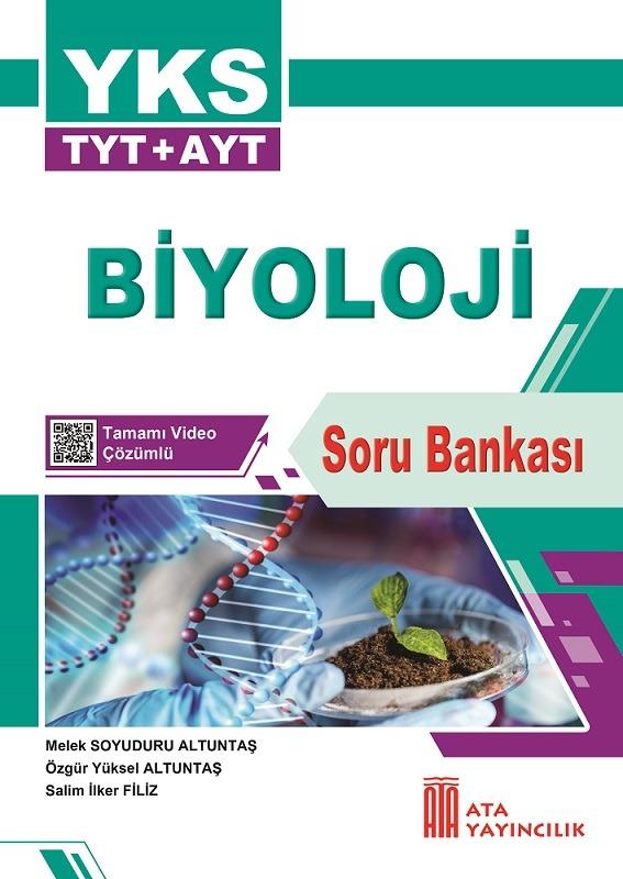 TYT AYT Biyoloji Soru Bankası Ata Yayınları