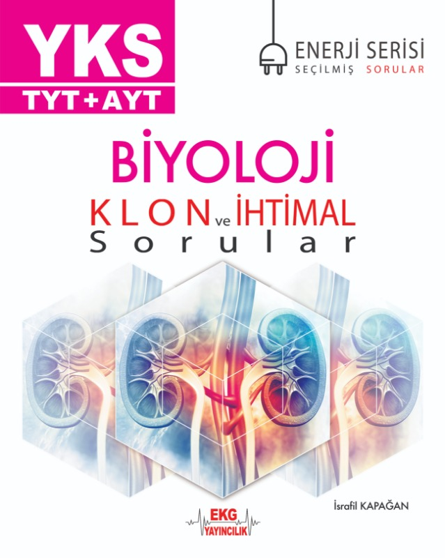 YKS Biyoloji Klon ve İhtimal Sorular Ata Yayınları