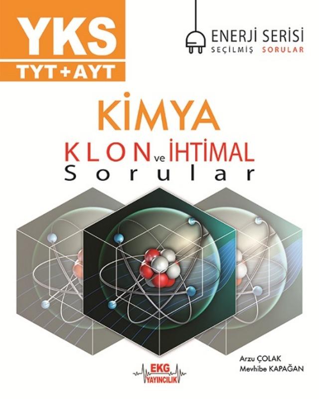 YKS Kimya Klon ve İhtimal Sorular Ata Yayınları