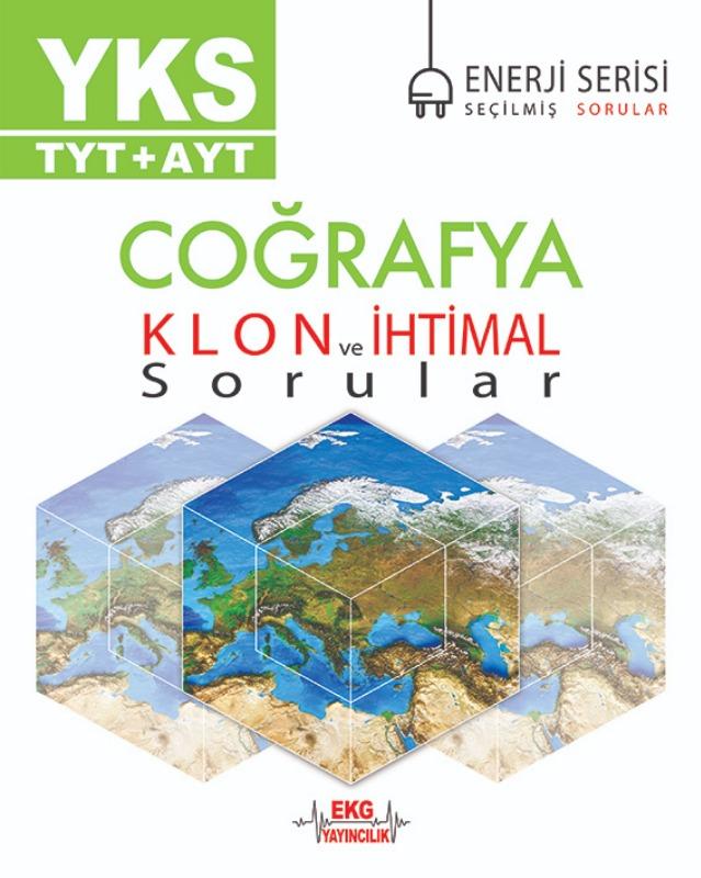 YKS Coğrafya Klon ve İhtimal Sorular Ata Yayınları