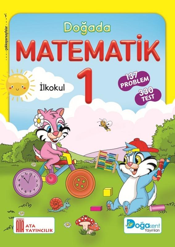 1. Sınıf Doğada Matematik Ata Yayınları