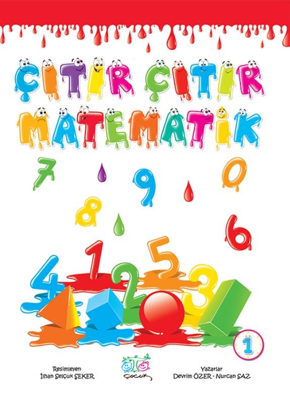 Çıtır Çıtır Matematik (7'li Set) Ata Yayınları