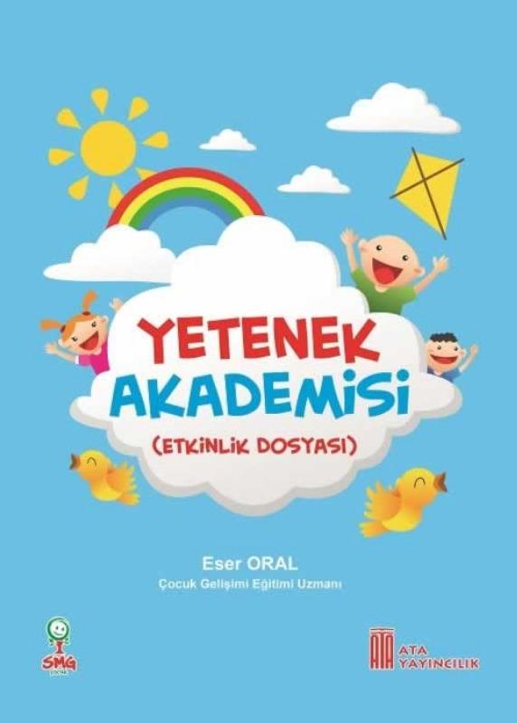 Yetenek Akademisi ( Etkinlik Kitabı) Ata Yayınları