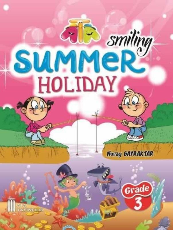 3. Sınıf İngilizce Tatil Kitabı Ata Yayınları