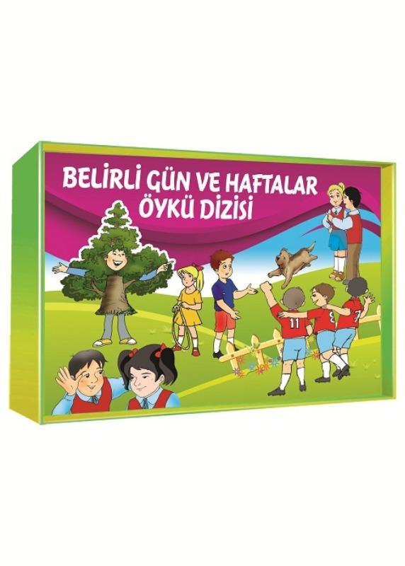 2 - 6. Sınıflar Belirli Gün ve Haftalar Öykü Dizisi  Ata Yayınları