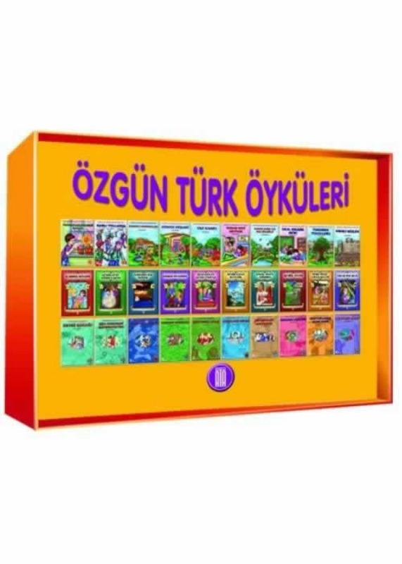 2. 3 ve 4. Sınıflar Özgün Türk Öyküleri  Ata Yayınları