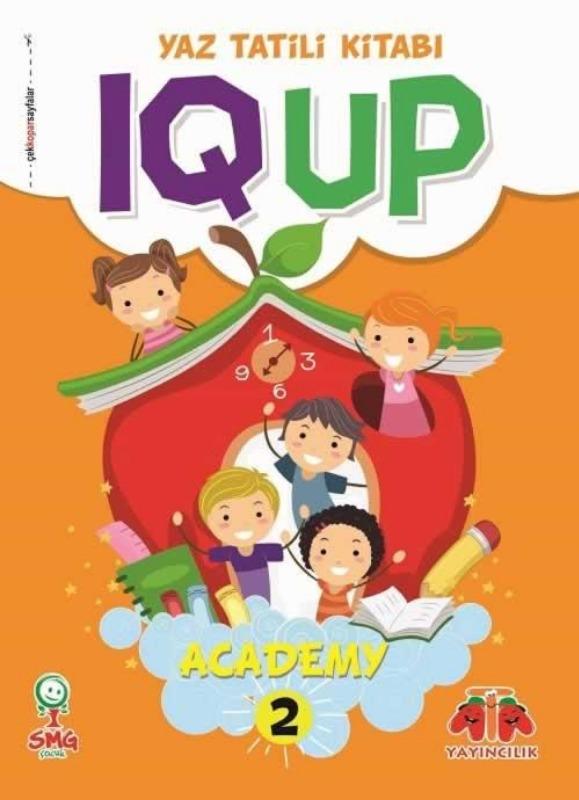 IQ UP ACADEMY 2 ( Yaz Tatili Kitabı) Ata Yayınları