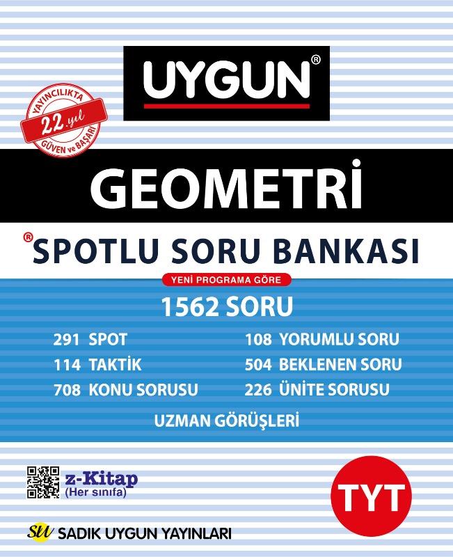 TYT Spotlu Geometri Sadık Uygun Yayınları