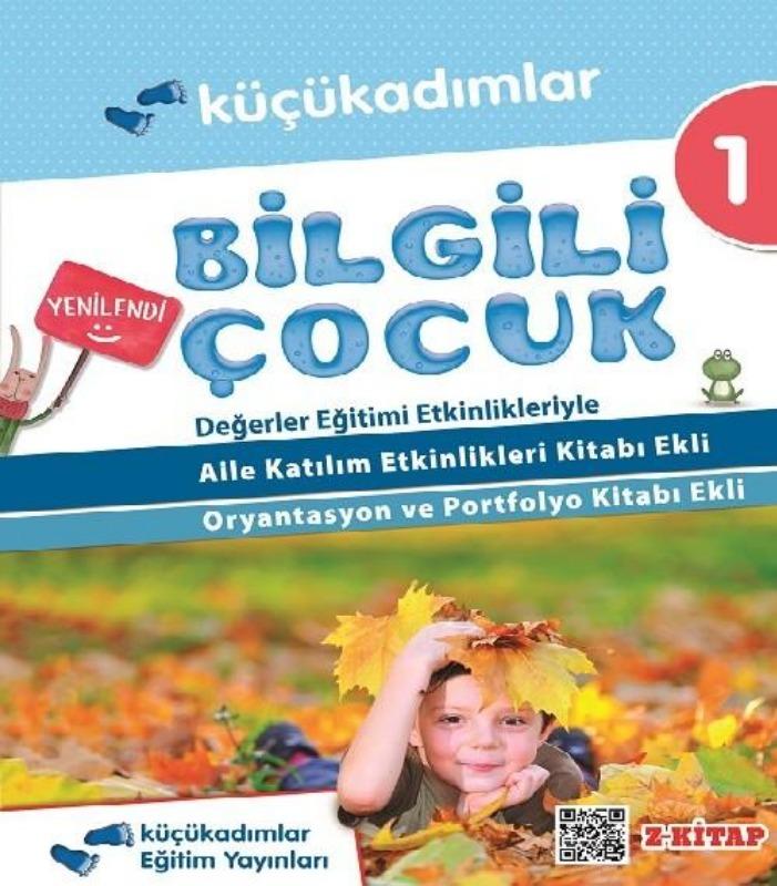 Bilgili Çocuk Set (11 Kitap ) Sadık Uygun Yayınları