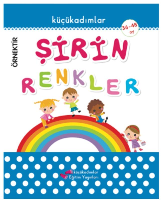 Şirin Eğitim Seti (36-48 aylık çocuklar için) Sadık Uygun Yayınları