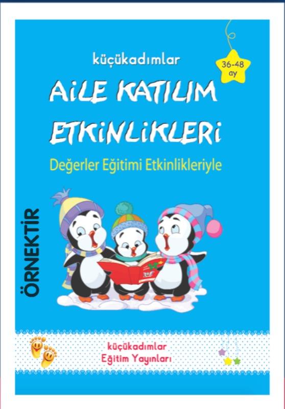Aile Katılım Etkinlikleri (36-48 Aylık Çocuklar İçin) Sadık Uygun Yayınları