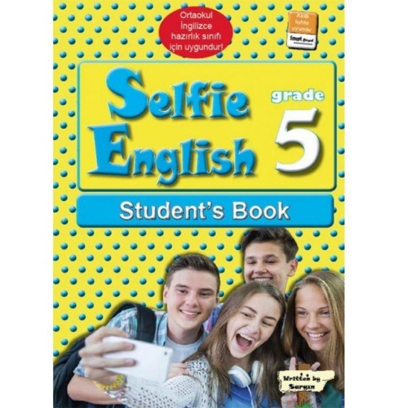 5.Sınıf Selfie English Student's Book Sargın Yayınları