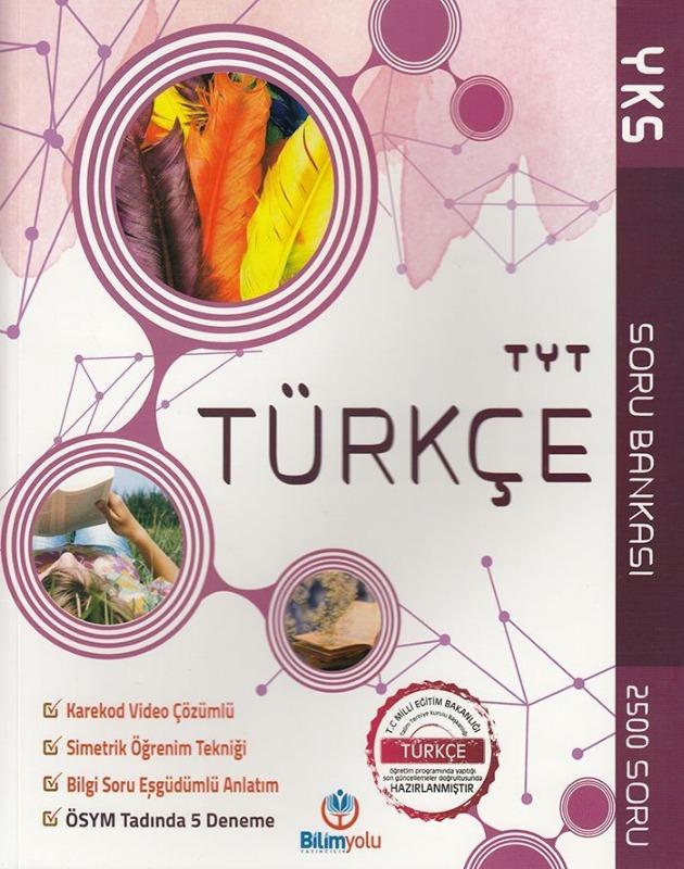 Bilimyolu Yayıncılık TYT Türkçe Soru Bankası